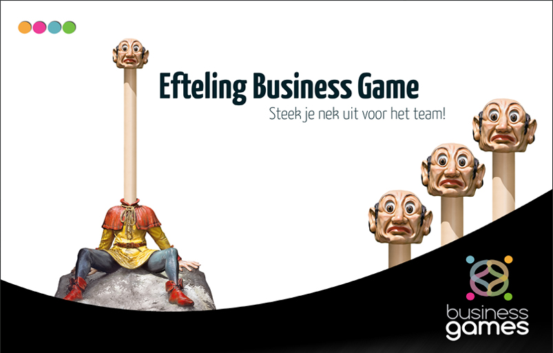 Business Game - Efteling Business Game