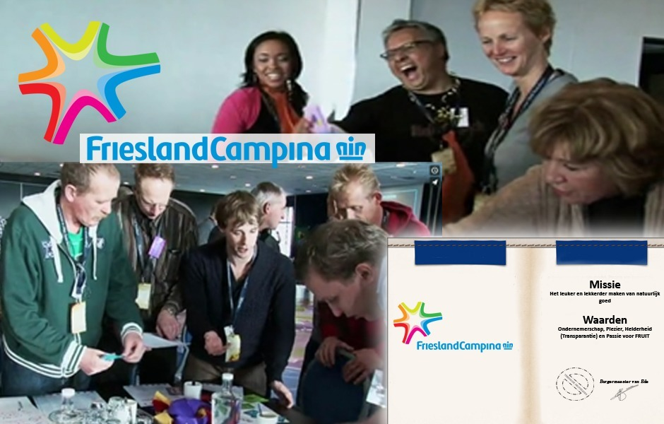 Maatwerk Project Friesland Campina