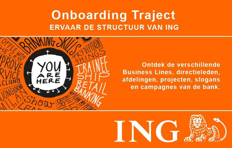 Maatwerk Project - ING