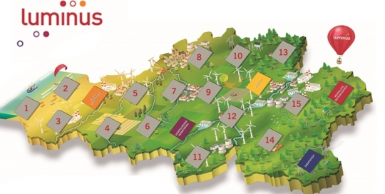 Maatwerk Project - EDF Luminus