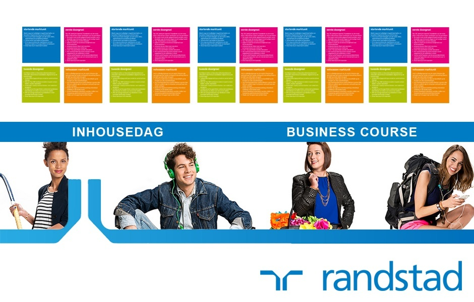 Maatwerk Project Randstad - Inhousedag en Business Course