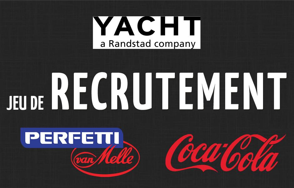 Employer Branding logo - RECRUTEMENT