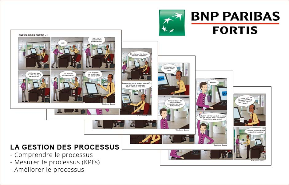 project BNP Paribas